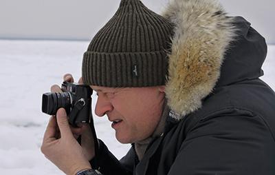 Michael Götze Portrait